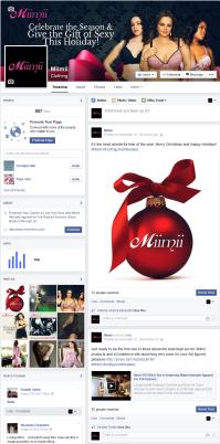 Miimii Facebook Page