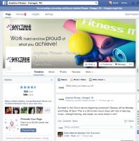 Facebook Cover Image Marketing