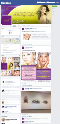 Smith Plastic Surgery Facebook PAge