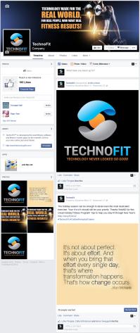 TechnoFit Google+ Personal